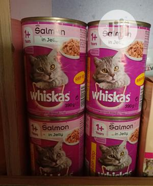 Whiskas Cat Can Food | Pet's Accessories for sale in Lagos State, Ifako-Ijaiye