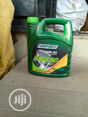 Original Fanfaro Engine Oil Semi-Synthetic | Vehicle Parts & Accessories for sale in Lagos State, Surulere