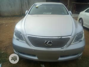 Lexus LS 2010 460 Silver   Cars for sale in Lagos State, Alimosho