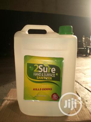 2sure Hand And Surface Sanitizer 4.5litre X 2   Skin Care for sale in Lagos State, Ikeja