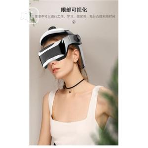 Helmet Brain and Eye Massager With Remote Control   Sports Equipment for sale in Lagos State, Ikeja