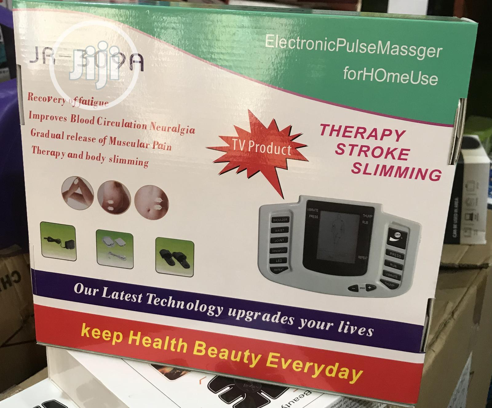 Archive: Stroke Therapy Massager