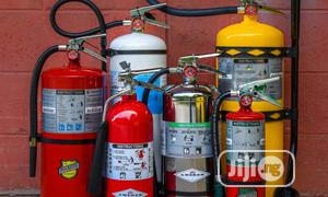 Supply and Installation of Fire Extinguishers, Smoke Alarm   Other Services for sale in Delta State, Aniocha South