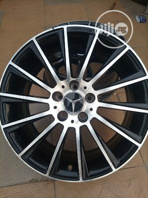Size 18 Inches and 19 Inches Available for Mercedes Benzamg   Vehicle Parts & Accessories for sale in Lagos State, Mushin