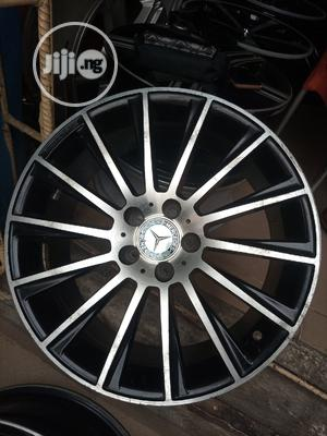 Size 19 Inches for Mercedes Benz Available Any Car or Jeep's | Vehicle Parts & Accessories for sale in Lagos State, Mushin