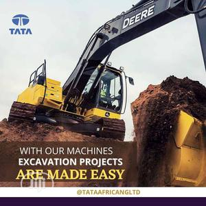Brand New Johndeere E360 Excavators 2019 Model for Sale | Heavy Equipment for sale in Lagos State, Oshodi