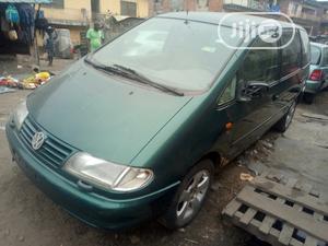 Volkswagen Sharan 1999 Green   Cars for sale in Lagos State, Apapa