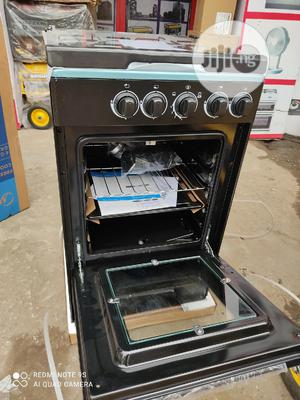 Midea Standing Gas 4burners With Oven Blue Flame Warranty   Kitchen Appliances for sale in Lagos State, Ojo