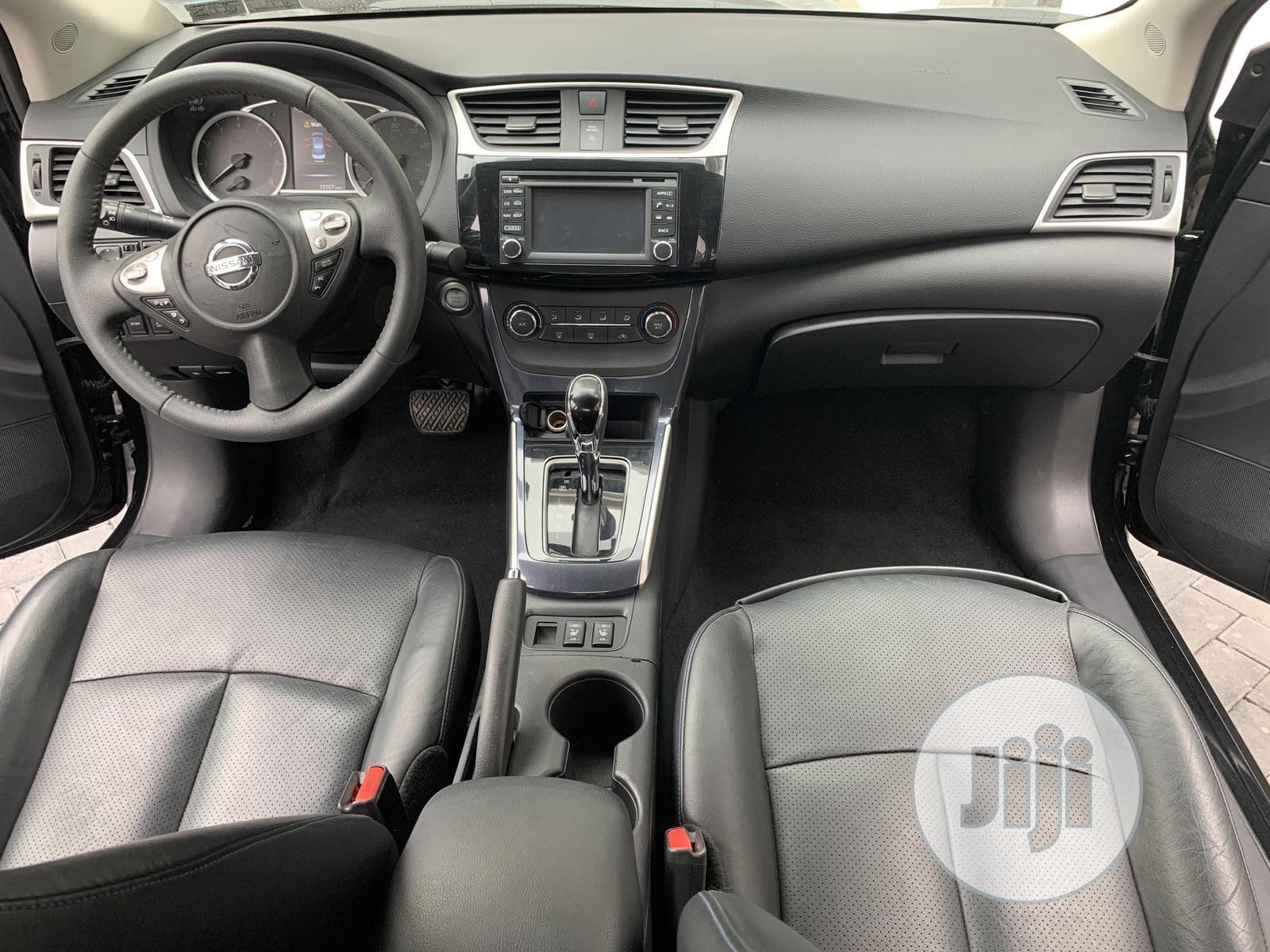 Nissan Sentra 2018 SR Black   Cars for sale in Victoria Island, Lagos State, Nigeria