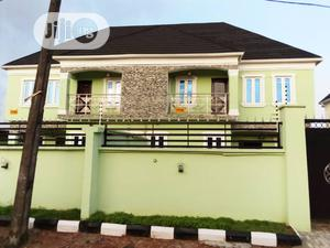 Furnished 4bdrm Duplex in Remmy Gatrem Global, Alimosho for Sale | Houses & Apartments For Sale for sale in Lagos State, Alimosho