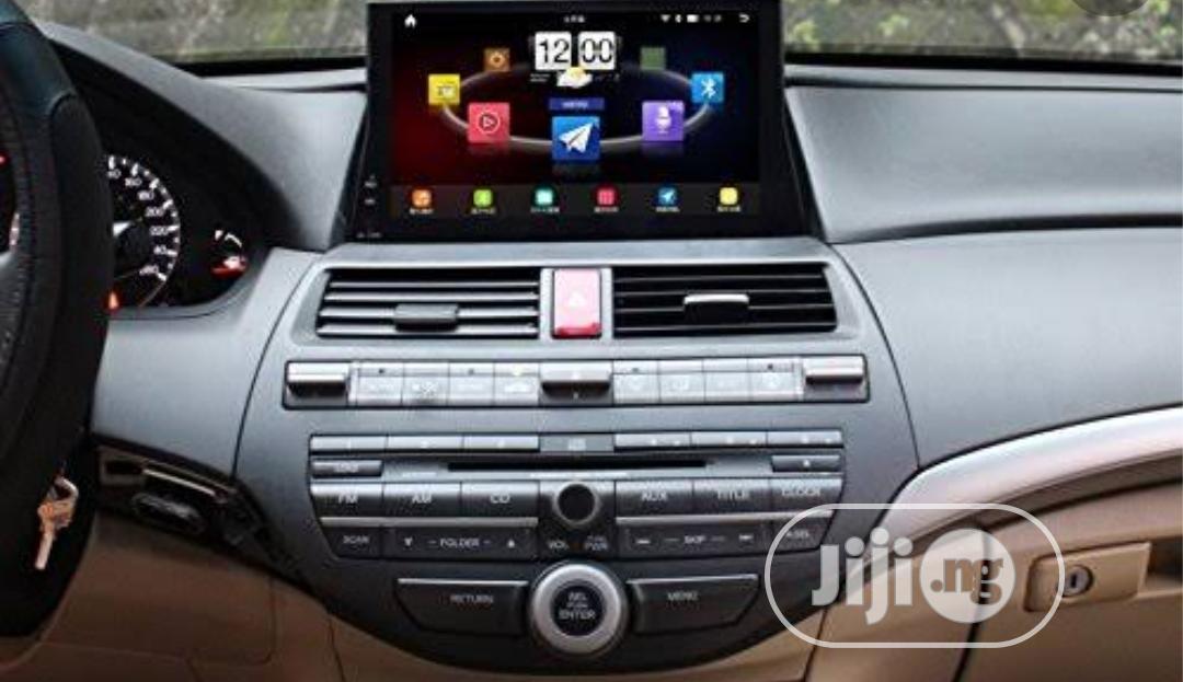 Honda Accord 2008/2012 Android GPS