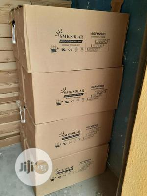 12volt 200AH SMK Battery | Home Appliances for sale in Lagos State, Oshodi
