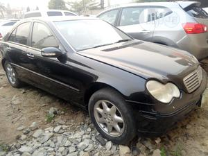 Mercedes-Benz C240 2004 Black | Cars for sale in Lagos State, Magodo