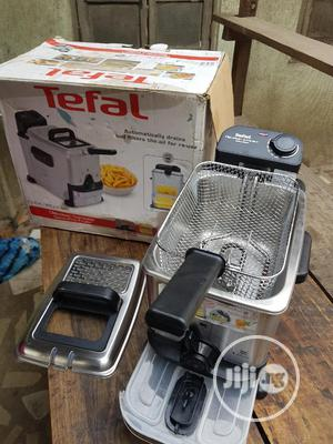 Industrial Deep Fryer Tefal Deep Fryer That Filters Oil Pro | Restaurant & Catering Equipment for sale in Lagos State, Surulere