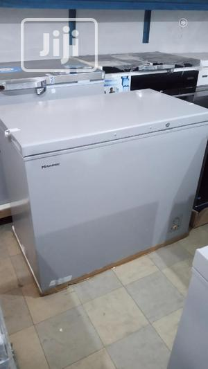 Hisense Chest Freezer Frz Fc 340sh   Kitchen Appliances for sale in Lagos State, Ojo