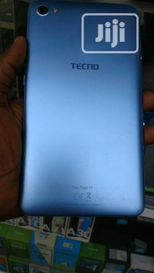 Tecno DroiPad 7F 16 GB Blue | Tablets for sale in Lagos State, Ikeja