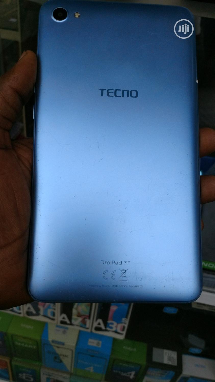 Tecno DroiPad 7F 16 GB Blue