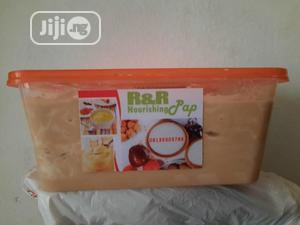 R&R Guinea Corn &Millet Pap Mixed With Tiger Nuts And Ginger   Meals & Drinks for sale in Abuja (FCT) State, Karu