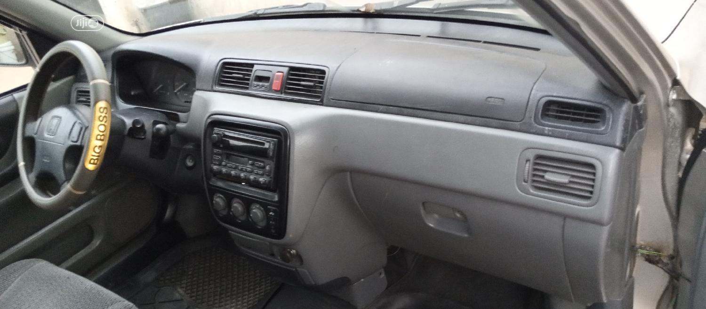Archive: Honda CR-V 1998 Silver