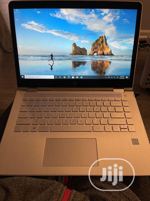 Laptop HP Pavilion X360 8GB Intel Core I5 SSD 256GB