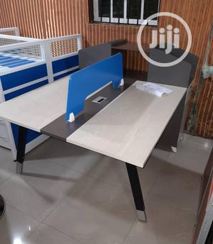 Quality Workstation Table by 2 | Furniture for sale in Lagos State, Ajah