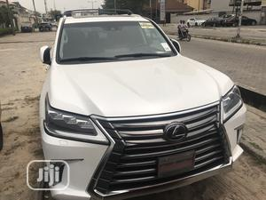 Lexus LX 2017 570 Base White | Cars for sale in Lagos State, Ajah