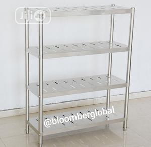 Stainless Steel Rack Bread Shelve | Restaurant & Catering Equipment for sale in Lagos State, Ojo