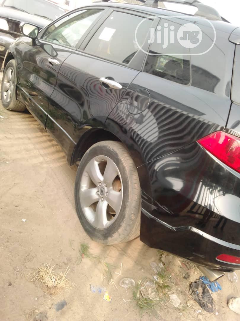 Archive: Acura MDX 2009 Black