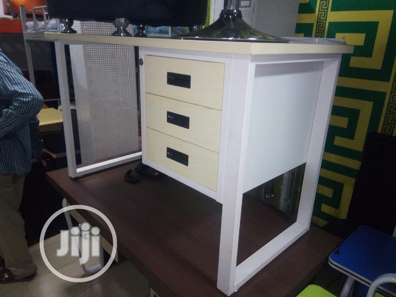 White Metal 1.2 Meter Table