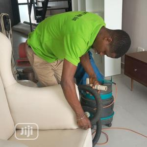 Upholstery Sofa and Rug Clean   Cleaning Services for sale in Lagos State, Victoria Island
