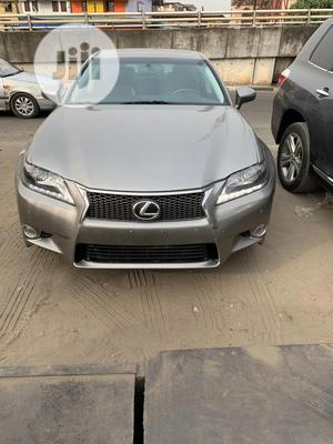 Lexus GS 2014 Gray | Cars for sale in Lagos State, Surulere
