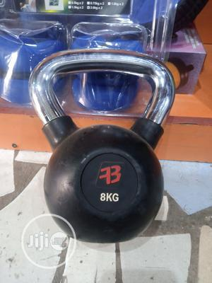 8kg Kettlebell   Sports Equipment for sale in Lagos State, Apapa
