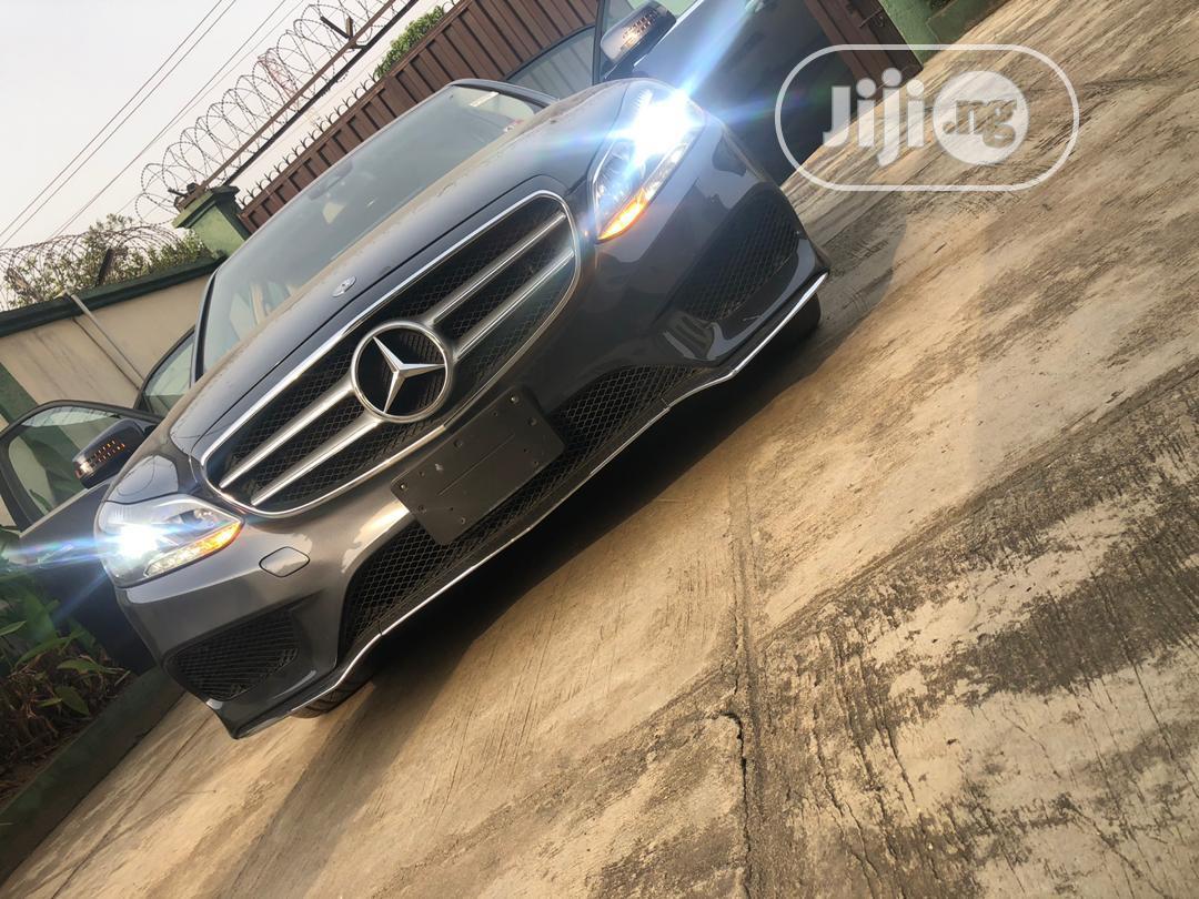 Mercedes-Benz E350 2014 Black   Cars for sale in Lekki, Lagos State, Nigeria
