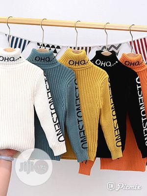 Turtle Neck Sweater | Children's Clothing for sale in Lagos State, Lekki