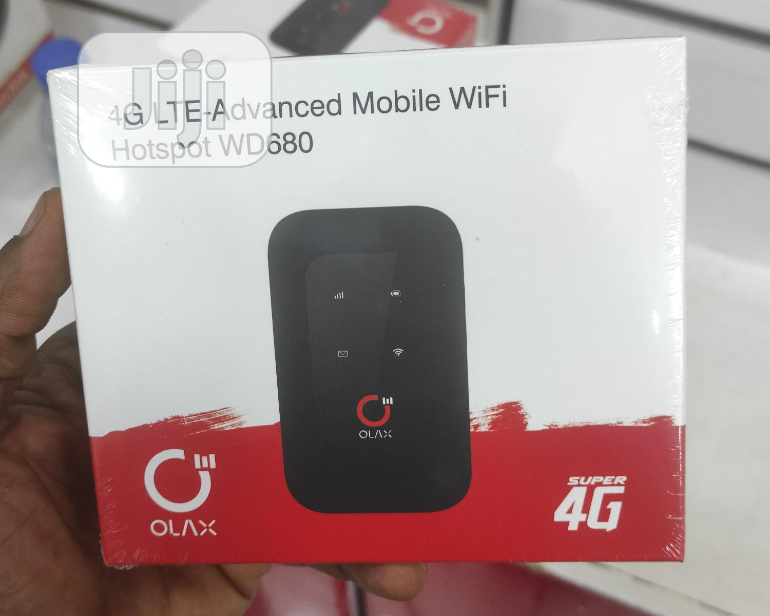 Spectranet, Smile, MTN Etc 4G LTE Wifi Modem | Networking Products for sale in Ikeja, Lagos State, Nigeria