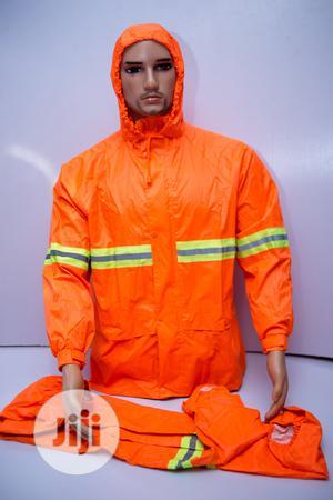 Super Steel Reflective Raincoat | Safetywear & Equipment for sale in Lagos State, Lagos Island (Eko)