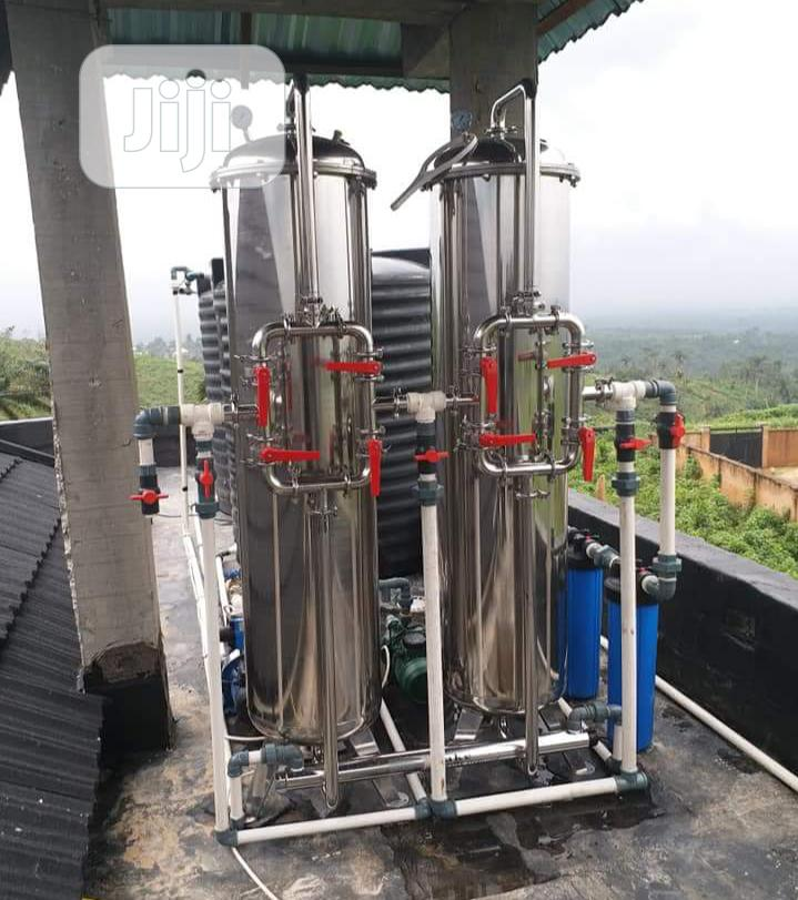 Foreign Water Treatment Plant