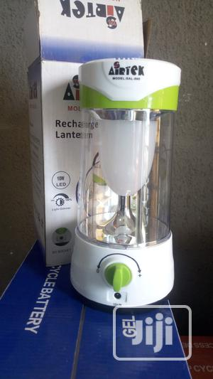 AC/DC Rechargeable LED Lantern | Solar Energy for sale in Lagos State, Ojo