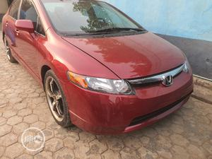 Honda Civic 2009 1.6i Sport Red   Cars for sale in Lagos State, Ogba