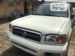 Nissan Pathfinder 2002 SE AWD SUV (3.5L 6cyl 5M) White | Cars for sale in Lagos State, Ikeja