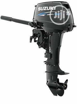 Suzuki DT 15hp Outboard Engine | Watercraft & Boats for sale in Lagos State, Oshodi
