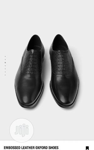 Black Oxford Shoe - Zara   Shoes for sale in Lagos State, Lekki