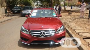 Mercedes-Benz E350 2015 Red | Cars for sale in Abuja (FCT) State, Garki 2