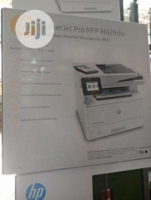 HP Laserjet Pro MFP M428dw | Printers & Scanners for sale in Lagos State, Lagos Island (Eko)