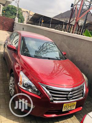 Nissan Altima 2015 Red   Cars for sale in Lagos State, Amuwo-Odofin