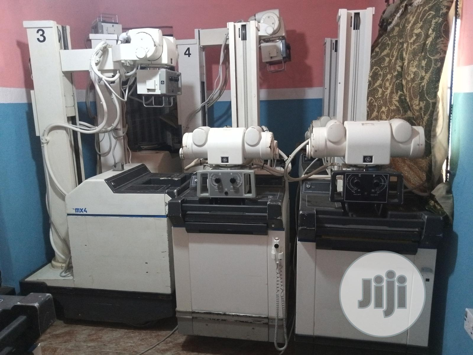 Archive: GE AMX 4 Mobile X-Ray Machine