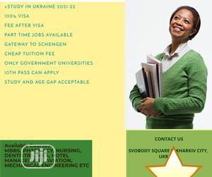 Study and Work in Ukraine   Travel Agents & Tours for sale in Ekiti State, Ado Ekiti