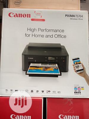 Canon Pixma Ts704 | Printers & Scanners for sale in Lagos State, Lagos Island (Eko)