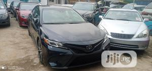 Toyota Camry 2018 SE FWD (2.5L 4cyl 8AM) Blue | Cars for sale in Lagos State, Ogba