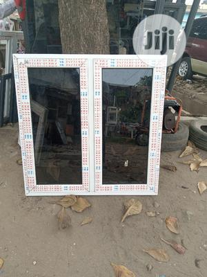 Aluminium Casement Window With Burglary and Net | Windows for sale in Lagos State, Agege